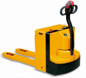 Compact High Tensile Steel Electric Pallet Truck 1000kg - 3500kg With AC Driving Motor