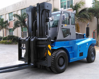 Energy Saving Port 12 Ton Forklifts Turning Radius 5800 Mm With CE Certification