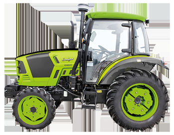 Good Quality Port Forklifts & 4WD Green 	Compact Diesel Tractor , Small Farm Tractors 18 - 40hp Power on sale