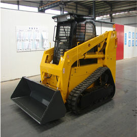 Bucket Capacity 0.4 - 0.5m3 Skid Steer Loader Hydraulic Pump With 80HP