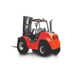 1.5 Ton All Rough Terrain Forklift Customized Color With Diesel Engine