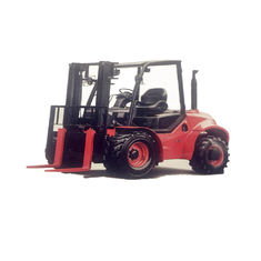 CPCD15 All Compact All Terrain Forklift 1500kg Capacity High Efficiency