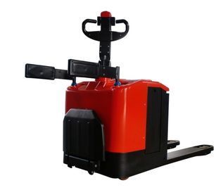 24V / 270AH Battery Electric Pallet Truck Walkie Type With AC 1.5Kw Motor