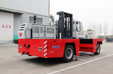 FDS30 3 Ton Diesel Type Side Loader Forklift Work in Narrow Aisle