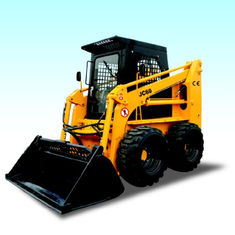 JC60 New Small Skid Steer Loaders With Hydraulic Brake Forklift