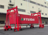 China Mobile Container Heavy Lift Equipment , 80 Ton Port Container Crane company