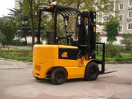 China J Series 4.0 - 5.0 Ton Electric Powered Forklift , Four Wheel Electric Stacker Truck factory