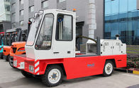 China Diesel Power Type 10 Ton Port Forklifts With Fuel Tank Capacity 260L 3600mm Lift Height company