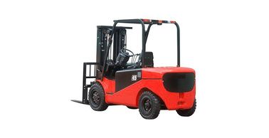 China J Series Four Wheel Port Forklifts , Battery Operated Forklift 4.0 - 5.0 Ton No Corrosion factory
