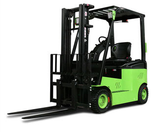 Lithium Battery Electric Port Forklifts 1.5 2.5 3.5 Ton Fast Charged Zero Emission Low Noise