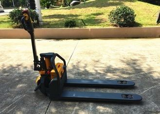 China Lithium Battery Operated Electric Pallet Truck Charging Time 3 Hours factory