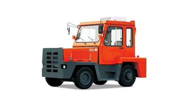 China Internal Combustion Tug Tow Tractor 3 - 8t IC Still Tow Tractor High Performance factory