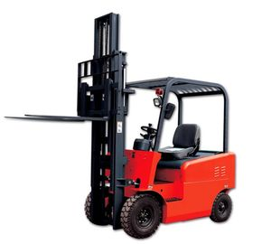 Durable 72V Electric Lift Truck Powered Pallet Truck 3000mm - 7000mm Lifting Height