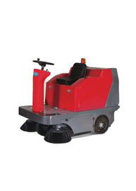 Cleaning Type Street Road Floor Sweeper Electric Machine Trucks Easy To Operate