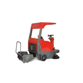 Lightweight Mechanical Floor Sweeper With High Pressure Cleaner 1000 * 800 * 350mm