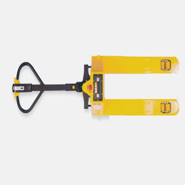 China DC Motor Motorised Pallet Truck With Fork Length 1220mm Pu Tyre 24v Voltage factory