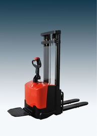 AC Motor Power Walkie Electric Pallet Reach Stacker With Lift Height 3500mm