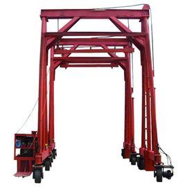 Low Noise Container Crane 37kw Engine Power 30 Ton With High Performance OEM