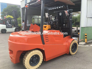 FB45 4.5 Ton Electric AC Motor Forklift Truck With Lifting Height 3000mm