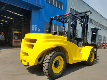 48Ton Heavy Diesel Forklift Truck With Chinese or Japanese Engine