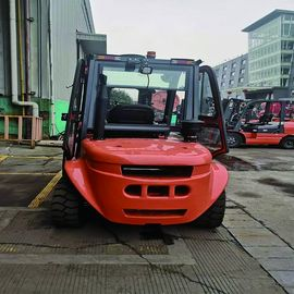 RTD30-X35 3Ton Diesel Forklift Truck With Lifting Height 3000mm