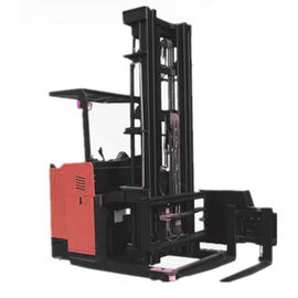 2500kg Powered Pallet AC Motor Reach Stacker Forklift